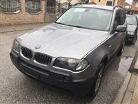 BMW X3 3.0 D 2006 Automat 4x4