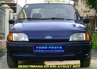 FORD FIESTA 1.1 -95 ODLICNO SOCUVANA REGISTRIRANA
