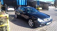 MERCEDES C220 cdi Coupe Sport Edition