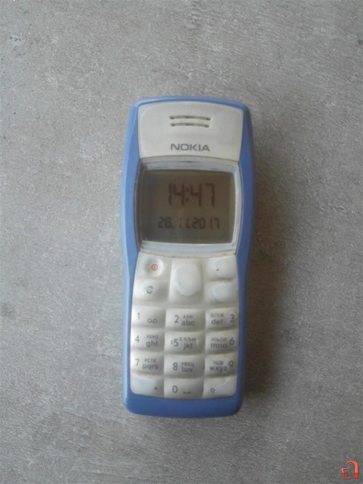 Mobilen Nokia 1100 | Skopje