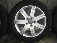 16 ki 5 x 112 ORGINALNI AUDI VW GOLF 5,6,7 PASSAT