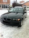 BMW e 46 318 karavan