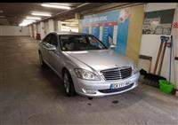 MERCEDES-BENZ S 320 170kw -08 TOP FULL KASKO