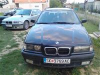BMW e36 318d so istecena registracija