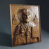 Sveti Nikola  Sv.Nikola ikona