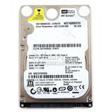 Hard disk WESTERN DIGITAL 160GB 2.5'' LAP
