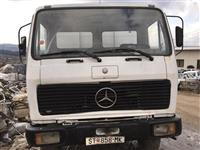 Kamion Mercedes vo Delcevo