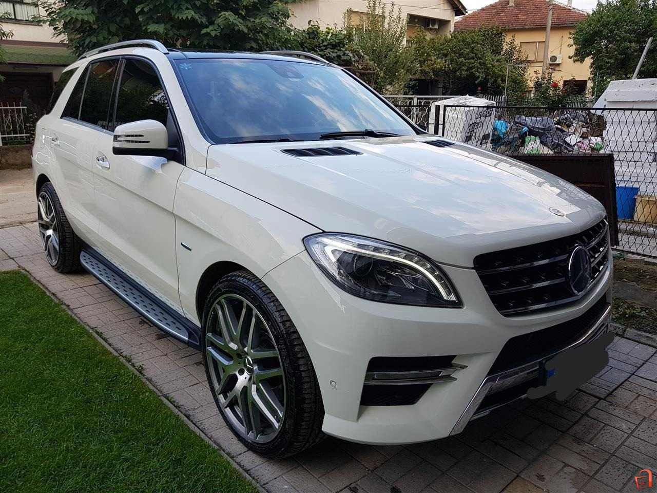 mercedes ml 350 cdi amg paket 2012. Black Bedroom Furniture Sets. Home Design Ideas