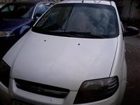 Chevrolet Aceo -07 na metan so atest