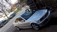 BMW e46 323 ci coupe 2.5 benzin 6 cili