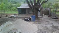 Vikendica vo selo Orasac