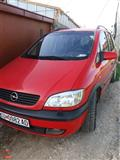 Opel Zafira 2.0dti ch registrirana,cisto novo,itno
