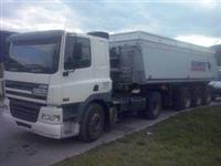 Kamion Kiper DAF CF