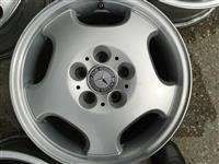 Mercedes 16ki all bandazi i novi gumi