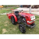 UVOZ OD JAPONIJA Traktor 4x4 so freza
