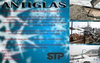 ANTIGLAS Aditiv za zimsko betoniranje
