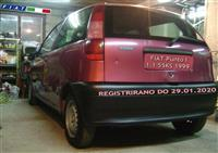 ODLICNO FIAT PUNTO 1.1 55KS -99 REGISTRIR ZAMENA