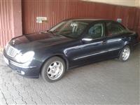 Mercedes Benz CDI 200 Elegance