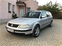 VW Passat 1.9 TDI 4x4