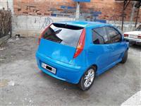 Fiat Punto registrirano itno
