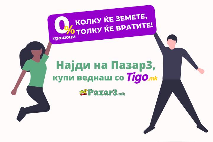 Дознајте како да се ослободите од финансиските стресови со Tigo.mk
