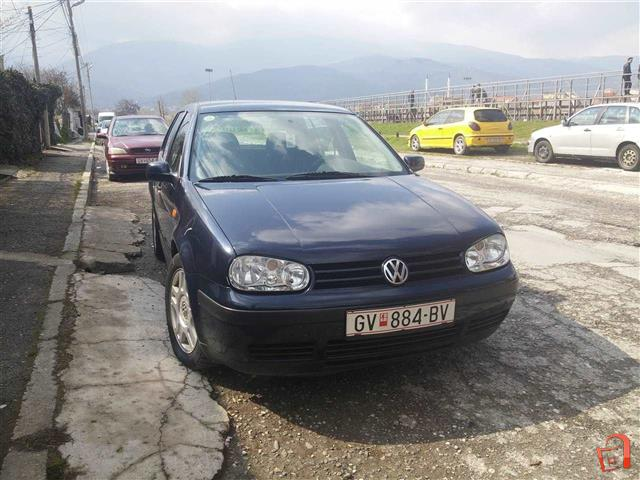 pazar3.mk - ad vw golf 4 1.9 tdi 101ps -98 for sale, gostivar