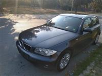 BMW 118 d ekstra socuvano