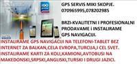 SERVIS TELEFONI TABLET GPS NAVIGACIA BEZ INTERNET