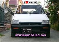 DAEWOO TICO REGISTRIRANO DO 26.03.2019 EVTINO