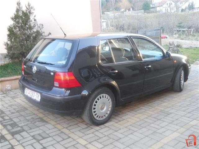 ad vw golf 4 1 6 benzin plin 98 for sale berovo vehicles automobiles vw. Black Bedroom Furniture Sets. Home Design Ideas