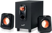 Genius SW-U2.1 200 speakers + subwoofer