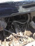 Osteteno kombe Ford Transit -97 za delovi