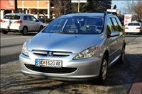 Se prodava Peugeot 307 SW 1.6 HDI 80kW