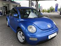 VW NEW BEETLE BUBA 1.9 TDI 90ks FULL OPREMA KOZA