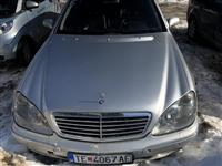 Mercedes-Benz S 350 zamena so moja doplata
