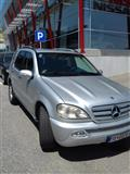 Mercedes ML 270 -05 SPECIAL EDITION