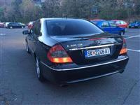 Mercedes E 320 cdi Avangard sport EVO -09
