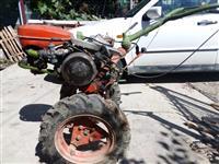Motokultivator MT 506 S со тегови и фреза