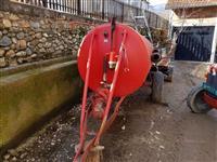 Traktor Baliracka i Cisterna