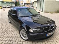 BMW 318d dizel comonreal face lift redizajn