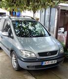 Opel Zafira -01 moze zamena