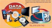 Vrakanje Izbrisani Podatoci od Hard Disk SD Telef