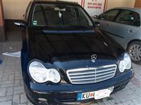 Mercedes C200 cdi redizajn