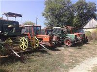 Traktor Fendt 615 Fiat F130  Fiat 981 i dr