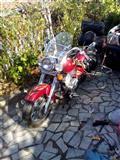 Coper Honda Shadow