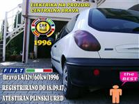 FIAT BRAVO ATEST PLIN REGISTRIRANO EVTINO ODLICNO