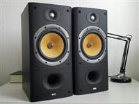 Zvucnici malku koristeni