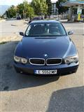 BMW 735 LI Benzin -03 272 hp Avtomatski menuvac