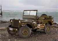 OLDTIMERS Jeep Wilys 1941 i