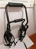 Nosac za tri velosipeda na petta vrata gepek